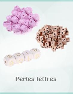 perles lettres
