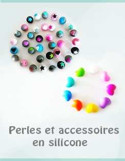 perles silicones
