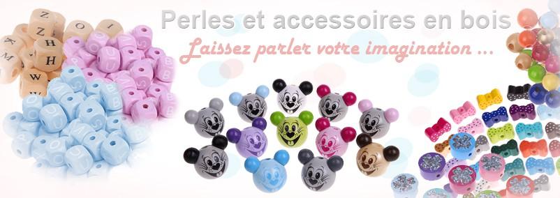 Perles et accessoires