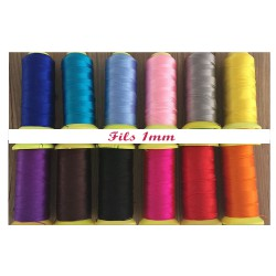 fils polyester