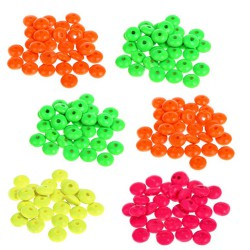 perles néon
