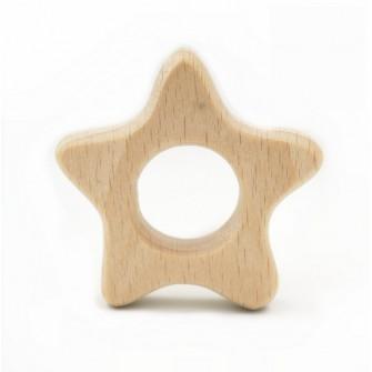 anneaux de dentition étoile