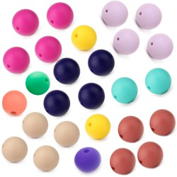 perles silicone 12mm