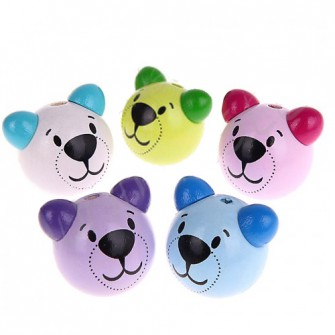 perles ours 3D