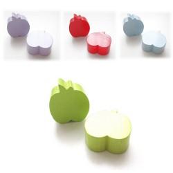 perles bois forme pomme