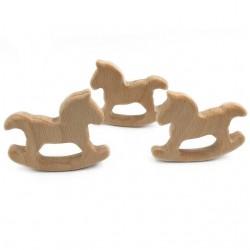 anneau dentition cheval à bascule