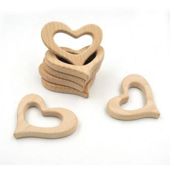 anneau dentition cœur d'amour