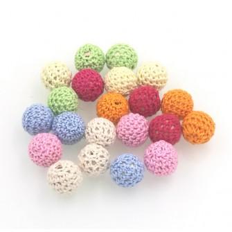 perles bois crochet nursing