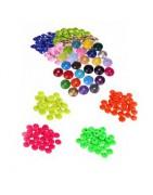 Perles lentilles 10 mmm