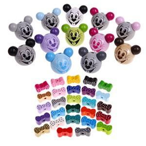 Perles formes ou 3D