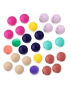 Perles rondes silicone