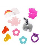 Perles silicone forme 3D